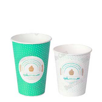 لیوان کاغذی ۳۶۰ سی سی یکبار مصرف | بهکام