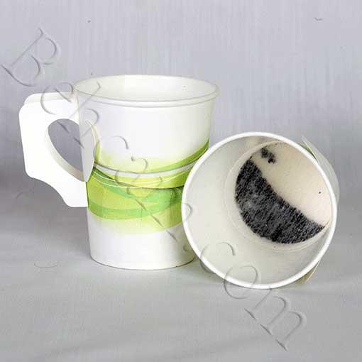 لیوان چای دار